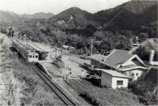 高千穂駅 高千穂線 宮崎 昭和56 1981