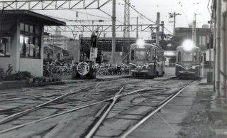 鹿児島駅 市電 昭和56 1981