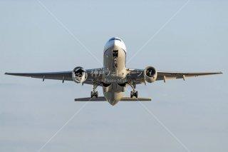 飛行機 離陸