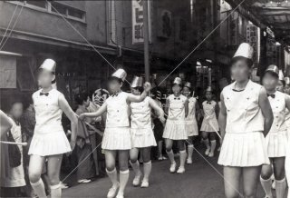 垂水本通り バトン行進 商業まつり 神戸市商店街連合会