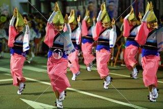 新ばし連 両国本町演舞場 平成29年