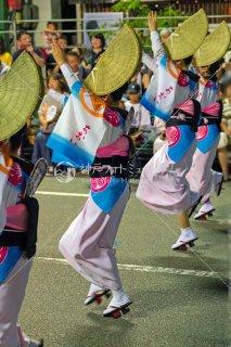 葵連 両国本町演舞場 令和元年