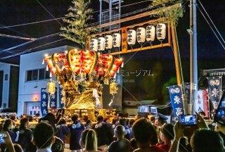 海神社秋祭 東高丸布団太鼓 養勝寺 東垂水 令和元年