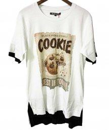 BLACK HONEY CHILI COOKIE(ブラックハニーチリクッキー)Cookie Tee 【White】