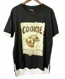BLACK HONEY CHILI COOKIE(ブラックハニーチリクッキー)Cookie Tee 【Black】
