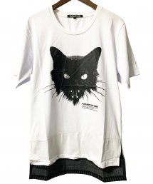 BLACK HONEY CHILI COOKIE(ブラックハニーチリクッキー)Kittyface Tee 【White】