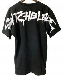 SWITCHBLADE (スイッチブレード) SPRAY LOGO TEE