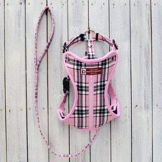 COOL WALKER 【タータンチェック/ピンク】《Sサイズ》