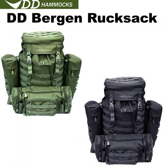 <img class='new_mark_img1' src='https://img.shop-pro.jp/img/new/icons57.gif' style='border:none;display:inline;margin:0px;padding:0px;width:auto;' />DD Bergen Rucksack-ベルゲンリュックサック  最新モデル  オリーブグリーン ブラック