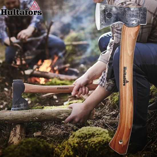 斧 ハルタホース フルトンハチェット クラシックスカウト キャンプ アウトドア Hultafors hu-av08417010