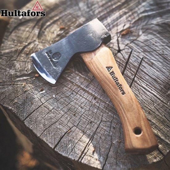 斧 ハルタホース オーゲルファンミニハチェット クラシックトレッキングミニ キャンプ アウトドア Hultafors hu-av08417600