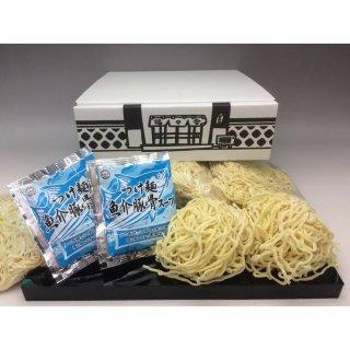 喜多方ラーメン(つけ麺)10食入り 東北応援企画商品がんばろう東北 平打ち麺 ちぢれ麺 ※直送商品