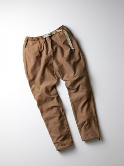 <img class='new_mark_img1' src='https://img.shop-pro.jp/img/new/icons1.gif' style='border:none;display:inline;margin:0px;padding:0px;width:auto;' />CURLY/DELIGHT CLIMBING TROUSERS