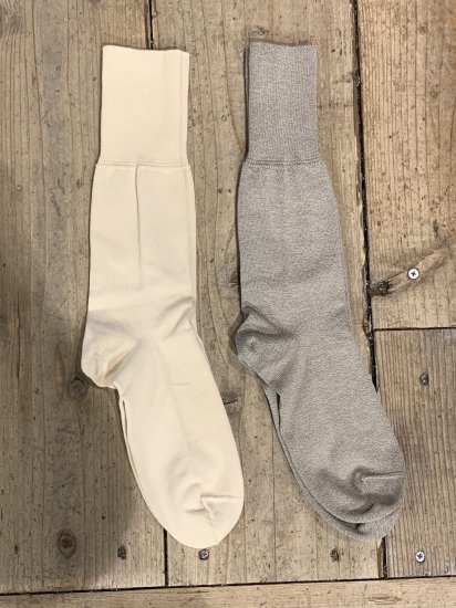 OLDE HOMESTEADER/HEAVY WEIGHT SOCKS Plain jersey