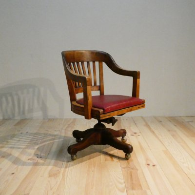<img class='new_mark_img1' src='https://img.shop-pro.jp/img/new/icons30.gif' style='border:none;display:inline;margin:0px;padding:0px;width:auto;' />Vintage Arm Chair / W.H.GUNLOCKE CHAIR
