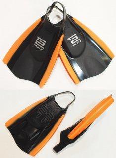 ハイドロテック2フィン【HYDRO TECH2】 ブラックオレンジ