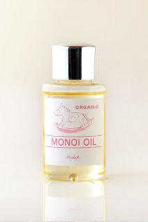 【敏感肌に優しい保湿保護】MONOI OIL モノイオイル 30ml