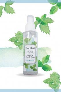 【予約受付中】(150ml)Clean Hand クリーンハンド スプレー(ペパーミントの香り)