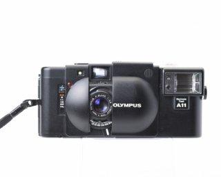 【A 美品】OLYMPUS XA (外付け式専用ストロボA11付き)オリンパス