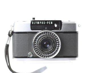 【AB 良品】OLYMPUS PEN EE-3 ハーフサイズカメラ オリンパス ペン