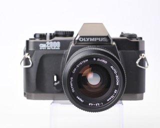 【訳アリ・特価品】OLYMPUS OM-2000 ボディ ブラック+ 【 B 並品 】レンズOM-SYSTEM S ZUIKO AUTO-ZOOM 35-70mm f3.5-4.8 オリンパス