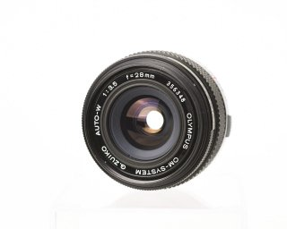【AB⁻良品】OM-SYSTEM G. ZUIKO AUTO-W 28mm f3.5 オールドレンズ