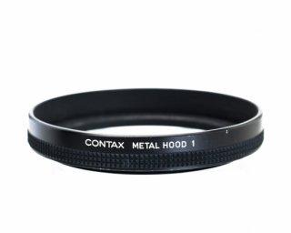 【AB】CONTAX コンタックス METAL HOOD 1