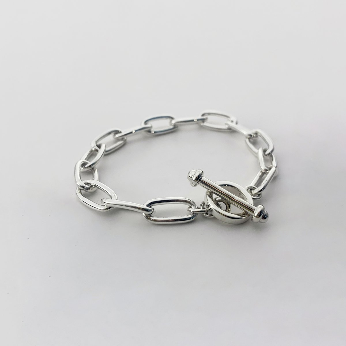 b chain bracelet-mens-<img class='new_mark_img2' src='https://img.shop-pro.jp/img/new/icons8.gif' style='border:none;display:inline;margin:0px;padding:0px;width:auto;' />