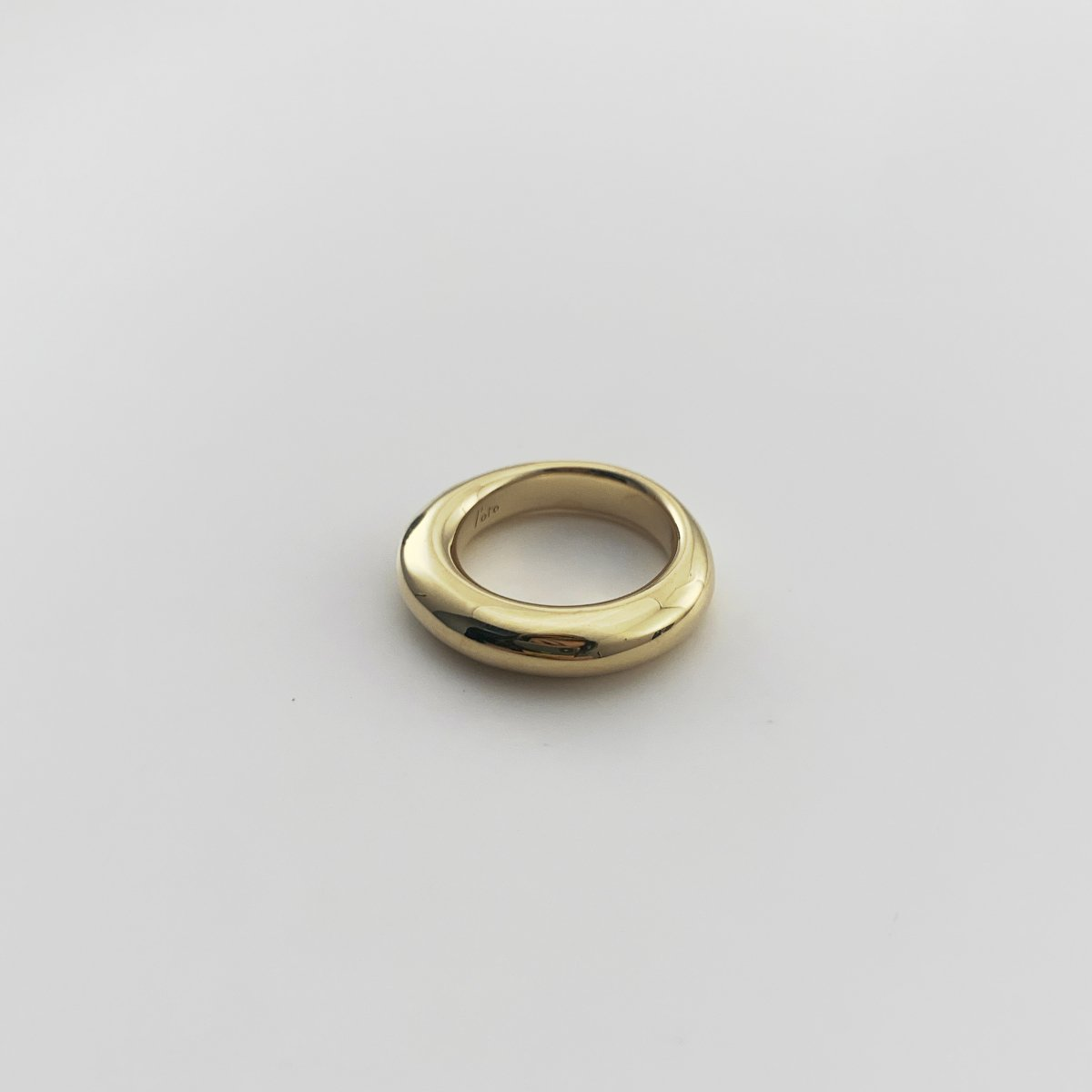 line ring gold