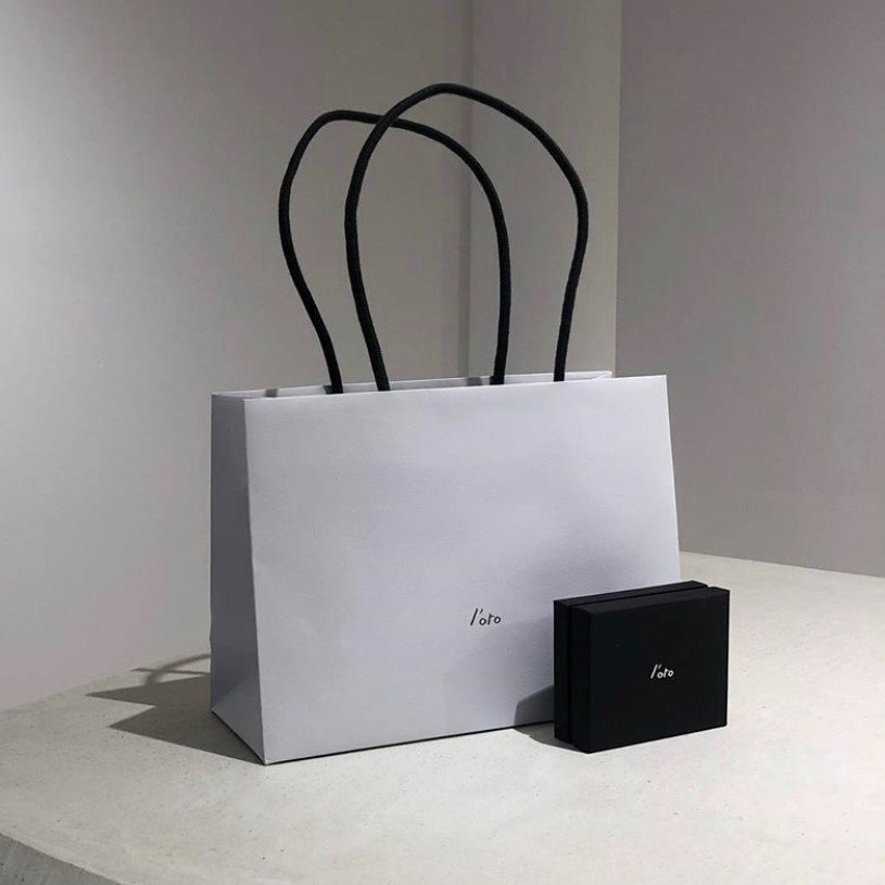 GIFT BOX+SHOP BAG