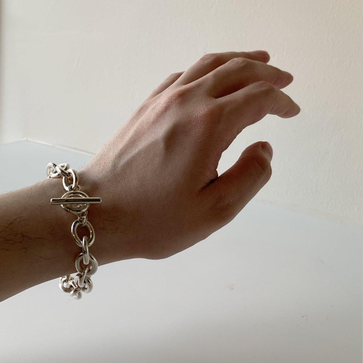 vo chain bracelet M -mens-