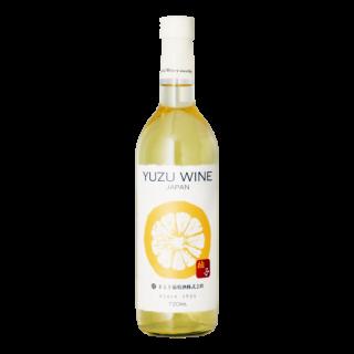 ゆずワイン NV 720ml