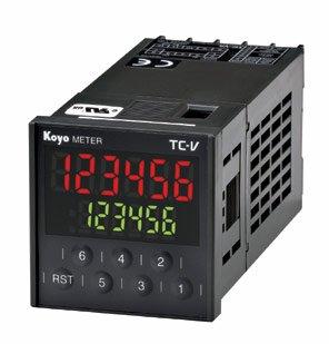 TC-V□シリーズ 48角 回転計(表示専用)