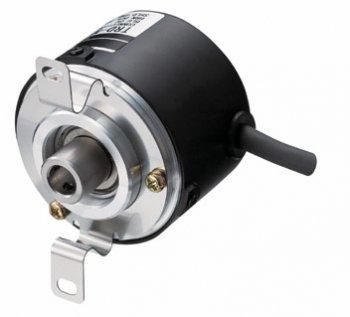 TRD-NH-RZVシリーズ インクリメンタル Φ50 中空軸形 ABZラインドライバー出力 電源DC5V / ロータリエンコーダ【3日出荷】
