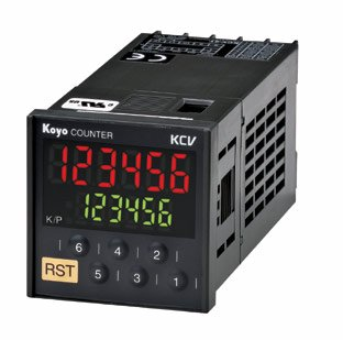 KCV-Tシリーズ 48角加減算トータルカウンタ