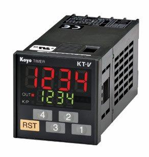 KT-Vシリーズ 48角 デジタルタイマ