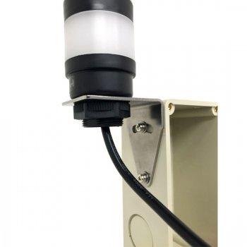 L字金具 SMB30A / BANNER ENGINEERING タワーライト TL50GYR 取り付け金具