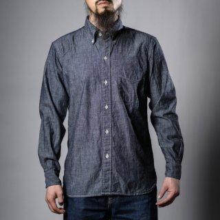 BONCOURA BD シャツ シャンブレー (BD shirt chambray)