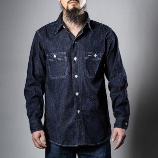 BONCOURA ワークシャツデニム (work shirt denim)
