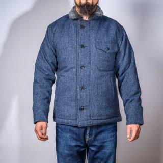 デッキジャケット ブルーツイード(Deck Jacket Blue Tweed)