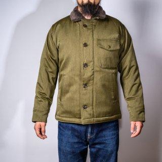 デッキジャケット ミリタリーオリーブ(Deck Jacket Military Olive)