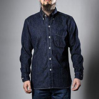 BONCOURA BD シャツ デニム (BD shirt denim)