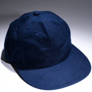 US navy cap cotton flannel navy