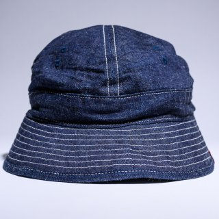 US navy hat denim