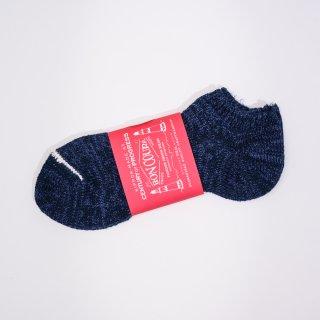 BONCOURA short socks indigo