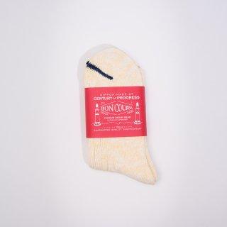 BONCOURA socks ivory