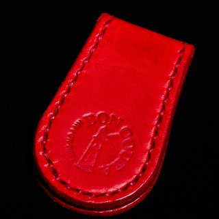 BONCOURA money clip red