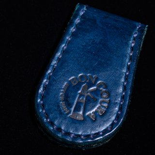 BONCOURA money clip blue