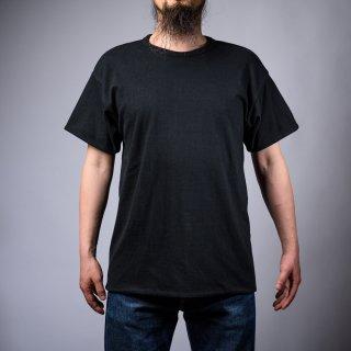 reversible tee black × black no seam body
