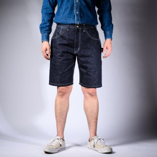 Painter short pants denim